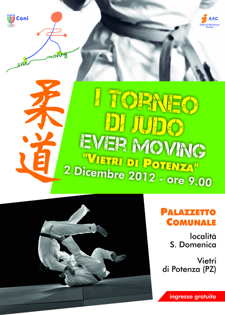 torneo judo a.s.d.  ever moving
