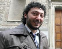 L'autore, Fabio Amendolara