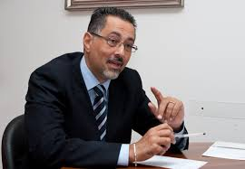 Il presidente Marcello Pittella