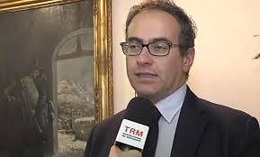 Assessore regionale Aldo Berlinguer