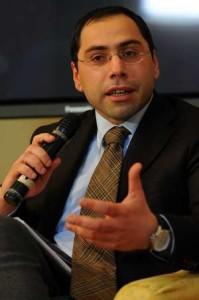 Piero Lacorazza, presidente della Provincia di Potenza