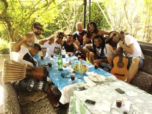 Basiliski Roots e Cidade do Reggae a Satriano