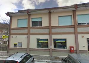 Ufficio Postale di Brienza (da Google Maps)