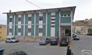 Gli Uffici del Giudice di Pace in Via Rocco Scotellaro a Vietri di Poteza