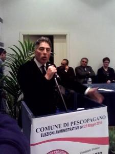 Il candidato Schettini