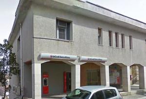 L'Unicredit a Caggiano (Sa)