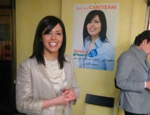 Maria Luisa Cantisani, IDV