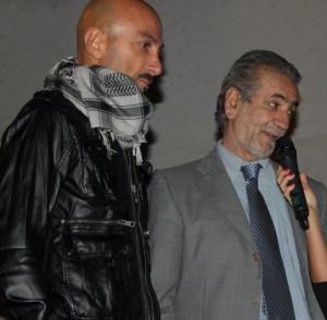 Miglionico e Manfredelli, rispettivamente presidente e direttore del Gal Csr Marmo Melandro