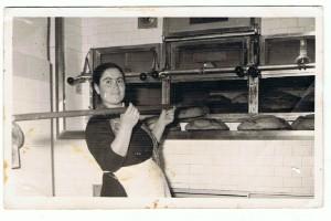 16/10/1964: inaugurazione del forno della signora Gelsomina