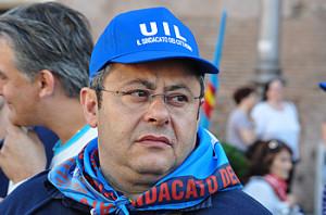 Vaccaro, segretario della UIL