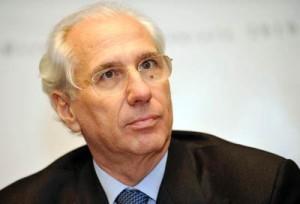 Pietro Ciucci, presidente dell'Anas