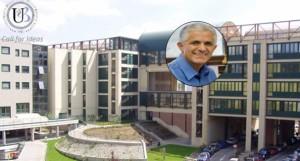 L'UniBas e nel fotino il docente Menachem Elimelech