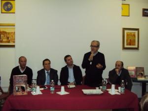 Coviello,Grisolia,Celentano, Tarantino,Leone a Salerno