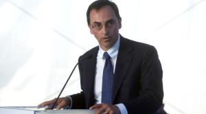 Gianni Vittorio Armani, amministratore delegato dell'Anas