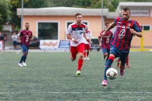Milicevic in azione: per lui si parla di interessamenti di due squadre di Serie A dell'Islanda