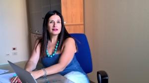 La direttrice del Centro, Giovanna Rizzo