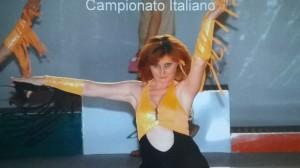 La maestra Daniela Garofano