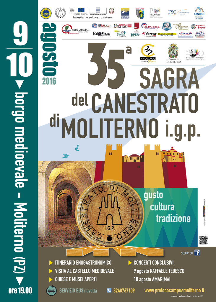 Manifesto_35 SAGRA CANESTRATO