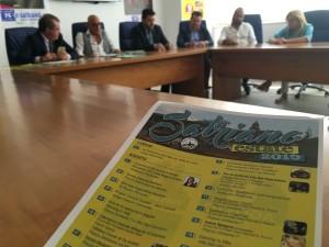 La conferenza stampa di presentazione ieri in Regione