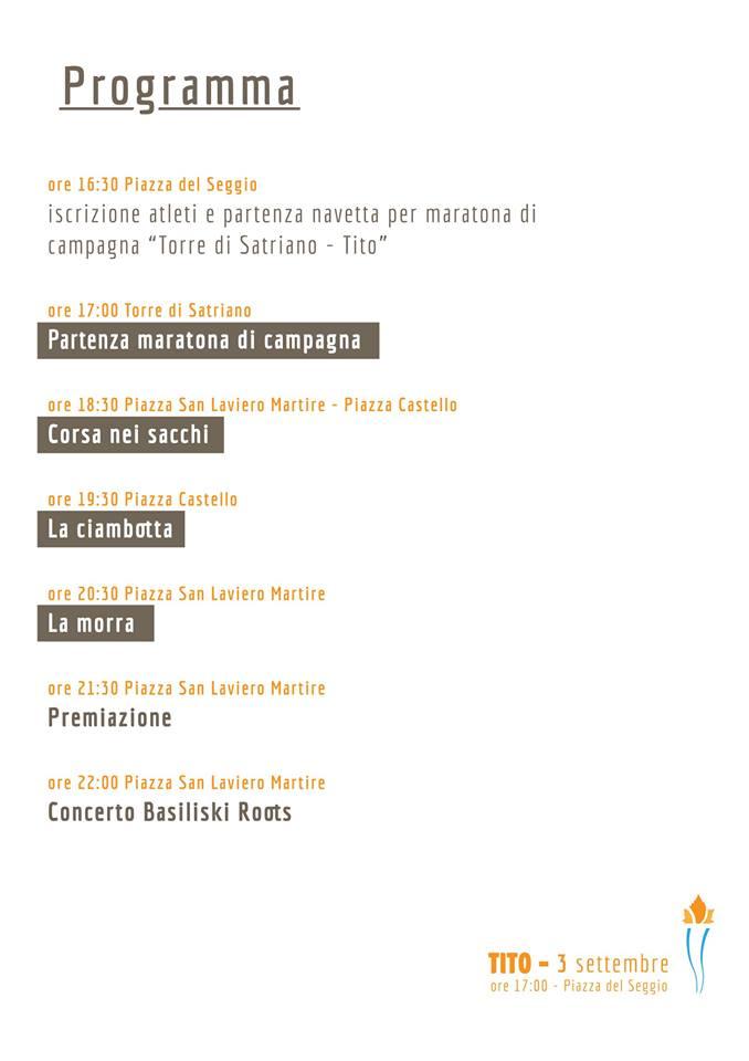 Programma - Ruraliadi 2016