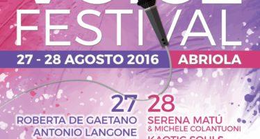 locandina_Voice Festival