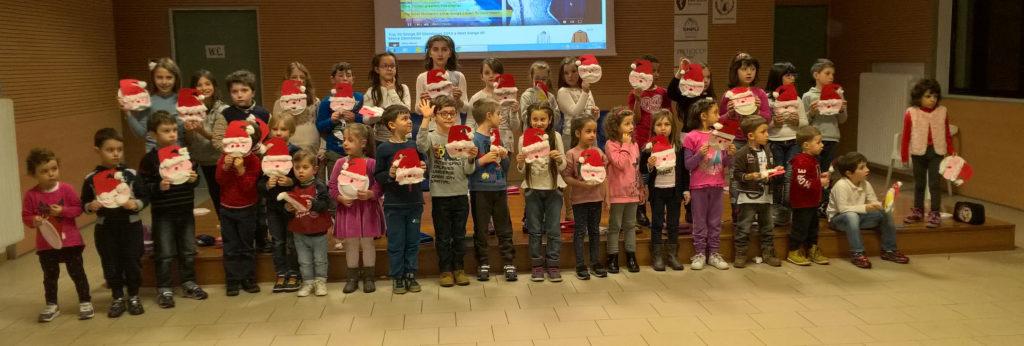 i bambini partecipanti
