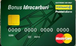 Card Idrocarburi