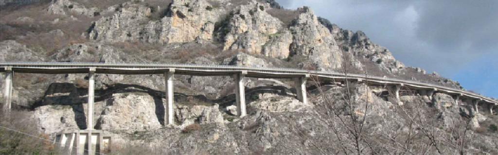 Viadotto di Pietrastretta - Vietri di Potenza