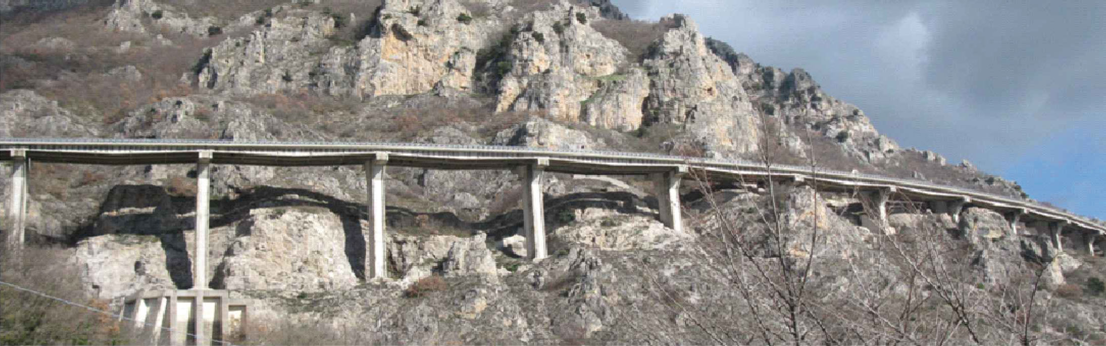 Viadotti di Pietrastretta - Vietri di Potenza