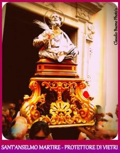 Sant'Anselmo Martire, patrono di Vietri
