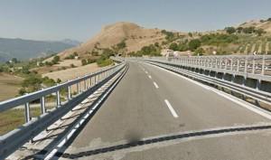 Viadotto FRANCO - Vietri di Potenza