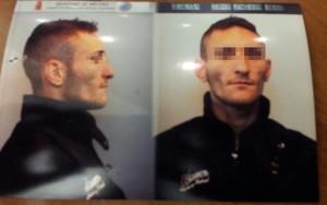 Alessio Pascrazio, il 28enne arrestato dopo l'inseguimento