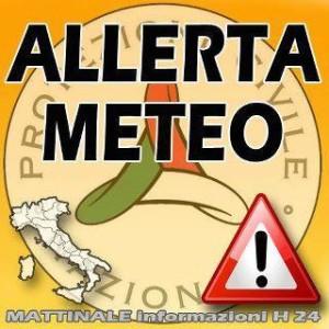 Allerta meteo anche per domani in Basilicata