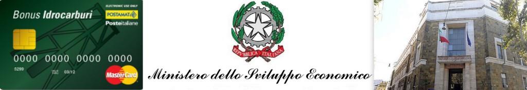 La Card Idrocarburi, Ministero Sviluppo Economico e la sede romana del Ministero