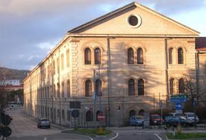 La Caserma Lucania a Potenza