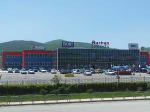 Polo Acquisti Lucania - Auchan a Tito