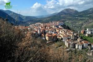 Vietri di Potenza - Veduta - Foto di LIMES MERIDIANO.
