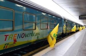 """Il """"Treno Verde"""": domani 24 a Potenza"""