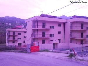 Gli alloggi popolari in via Vigna la Corte
