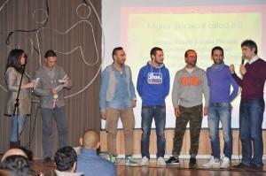 I 5 finalisti del Calcio A5