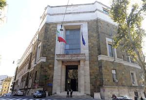 La sede del MISE a Roma