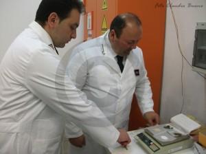 """Analisi di varie droghe nel """"LASS"""" di Vietri di Potenza"""