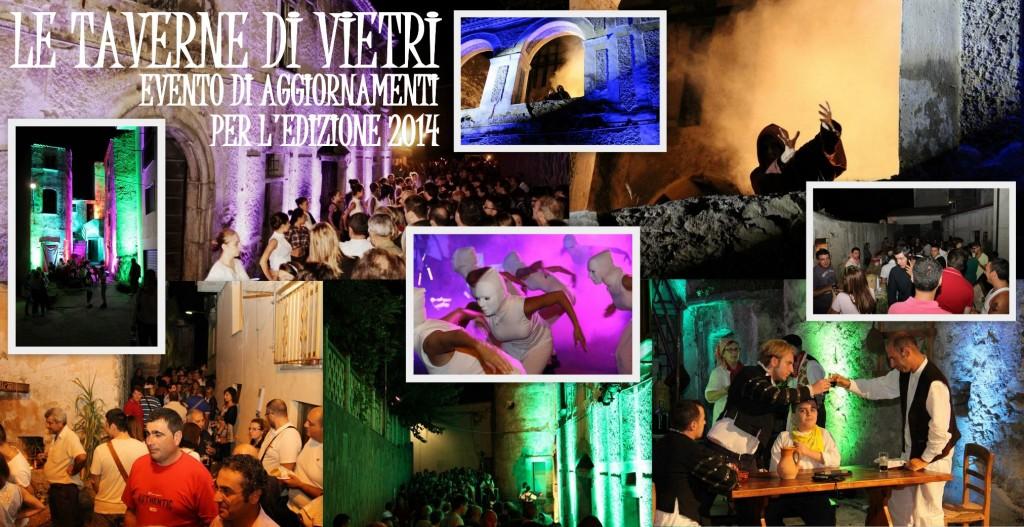 TAVERNE di VIETRI - 23-24-25 AGOSTO 2013