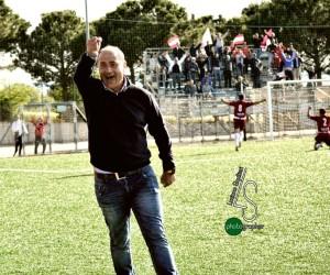 Pasquale Vitter, allenatore della Sarnese
