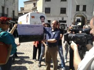 2 - In Piazza Plebiscito a Savoia