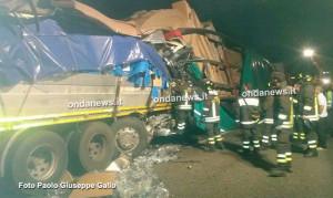 Foto dell'incidente (ondanews.it)