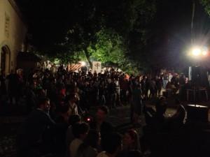Pubblico Vulcanica live festival 23 Agosto 2013