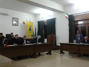Il consiglio comunale a Vietri di Potenza (C. Buono)