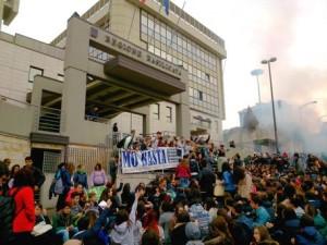 Sblocca Italia, manifestazione a Potenza