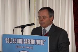 Giuseppe Potenza, segretario DC Basilicata